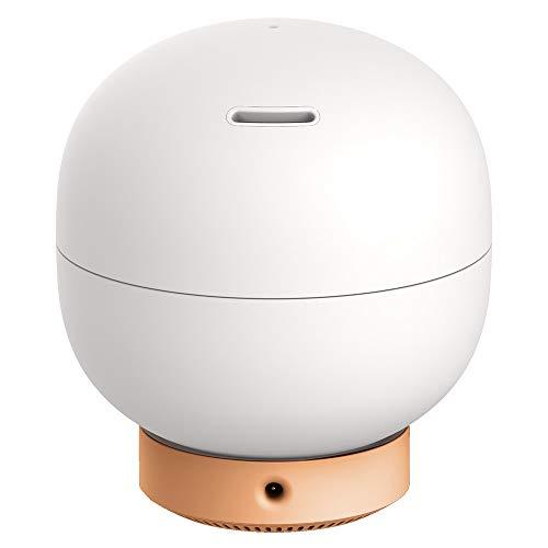 Rosiest Humidifier Aromatherapy Machine Household Atomizer LED Night Light Ultrasonic Aroma Aromatherapy Silent Humidifier Moisturizing Skin 500ML