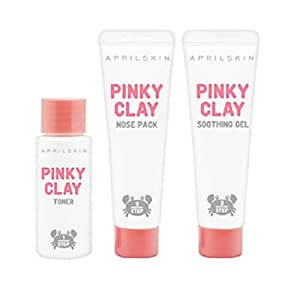 Pinkyclay Nose Pack, 80 ml