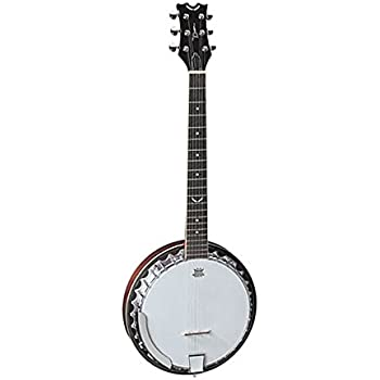 Dean Backwoods 6 Banjo - Natural