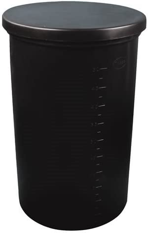 13inch Dia x 30inch High Tamco Industries 15 Gallon Polyethylene Tank