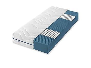 Dunlopillo Home 3100 7 Zonas Colchón de Espuma fría, tamaño: 100 x