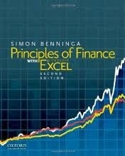 Download Principles of Finance with Excel PDF