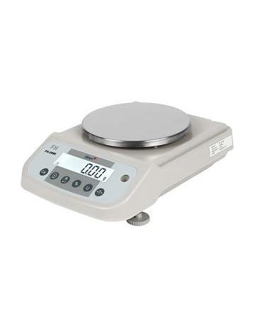 BALANZA DE PRECISIÓN FH-2000 | 2.000 G | Balanza de alta precisión, para