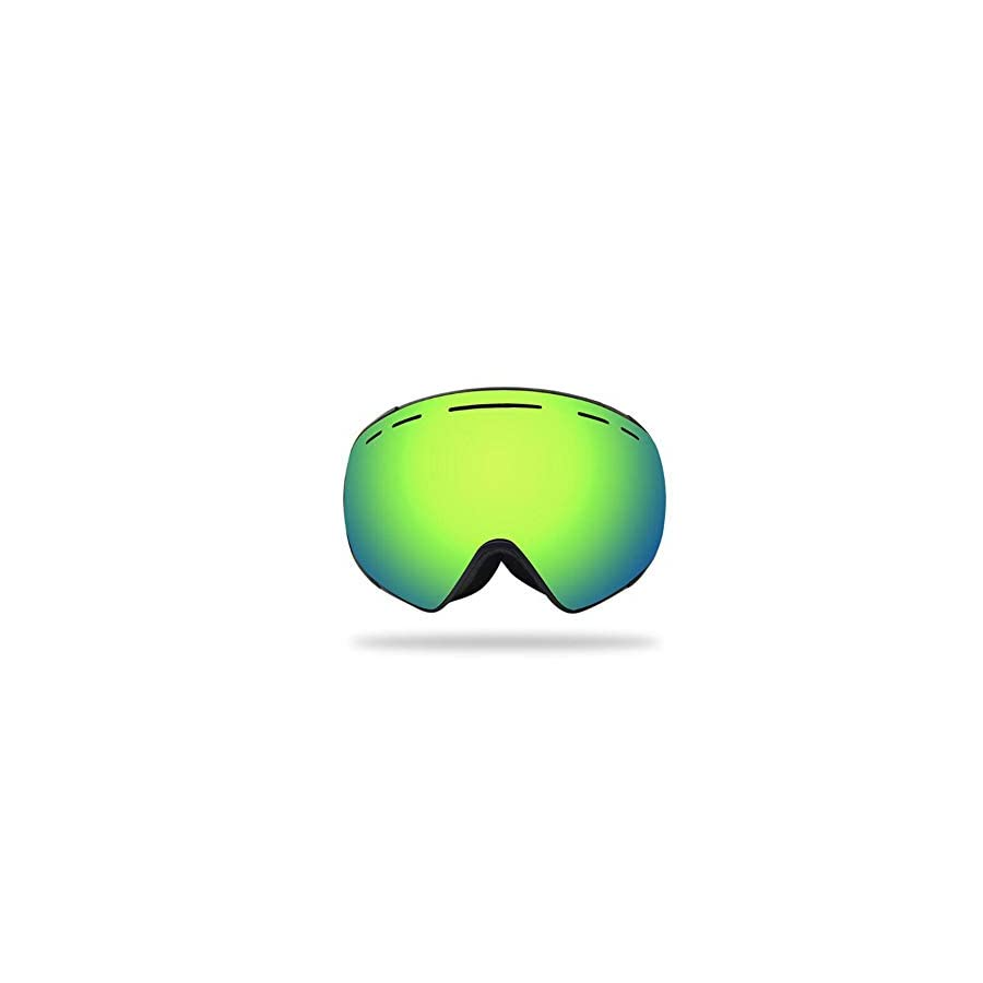 He yanjing Outdoor Sports Mountaineering Goggles,Double Anti Fog Glasses ,Multi Purpose Sports Smart Glasses ,Ski Goggles for Men and Women