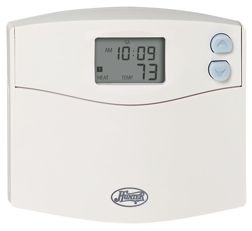 Hunter 44110 Set & Save Programmable Thermostat - Hunter Fan Thermostats