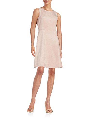 Delle Scamosciata Finto 14 Klein Rosa Arrossire Pelle Donne In Tubino Calvin U7a00