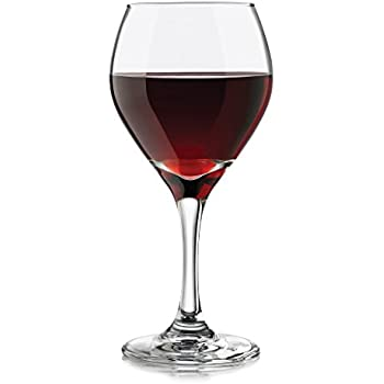 libbey basics 4 piece red wine glass set. Black Bedroom Furniture Sets. Home Design Ideas