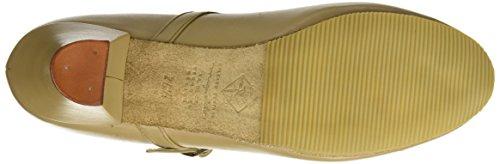 para color Tacón Tan Zapatos Salón de Tan Miguelito Mujer HazqI