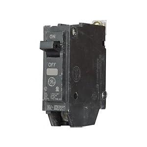 GE THQB1120 Bolt-On Mount Type THQB Miniature Circuit Breaker 1-Pole 20 Amp 120/240 Volt AC