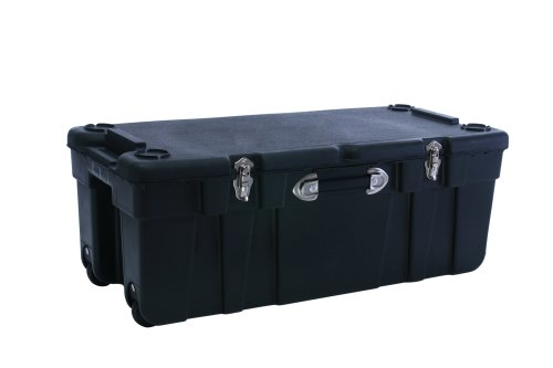 J. Terence Thompson 2851-1B Large 37-by-17-1/2-by-14-Inch Wheeled Storage Trunk by JTT