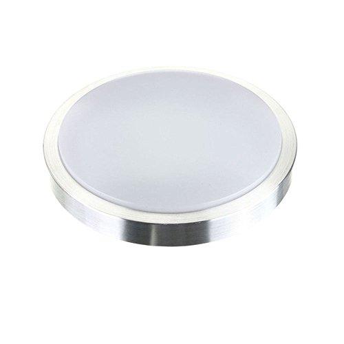 SAILUN 15W LED Panel Kaltweiß Moderne Deckenlampe Wandlampe Energiespar Deckenleuchte für Wohnzimmer, Korridor, Wand , Bad und Decke Schlafzimmer Küche Licht (Kaltweiß )