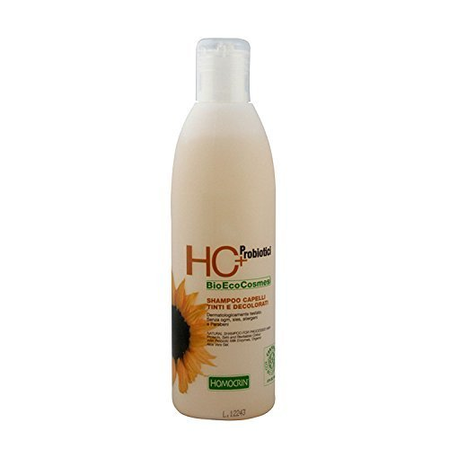 Natural Homocrin - Homocrin Natural Shampoo For Treated and Highlited Hair, 8.45-Ounce Bottle by Homocrin