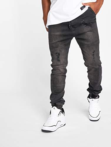 Jeans Who Uomo Grigio Ya Tom antifit Shot wFtxFUPqa