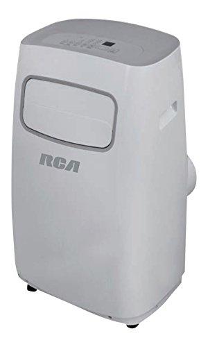 RCA RACP1204 3-in-1 Portable Air Conditioner with Remote Control for Rooms up to 300-Sq. Ft.