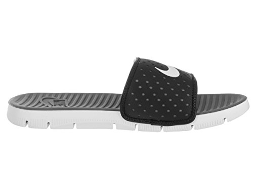 Nike Cool Flex Nike Flex Black Mens Grey Motion Slide Motion Slide White pqwaAO