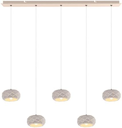 Crust 5 Mini Pendant Lighting White