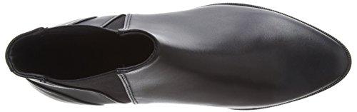 RepubliQ Nero Donna Prime Black 01 Chelsea Stivali Royal Odpwq88v