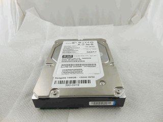 (Sun 390-0419 146GB 15K RPM FC-AL Hard Drive With Braket)