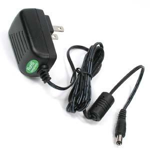 InstallerParts DC9V 500mA Power Supply AC 120/240V 2.1mm Plug - 9vdc 500ma Ac Adapter