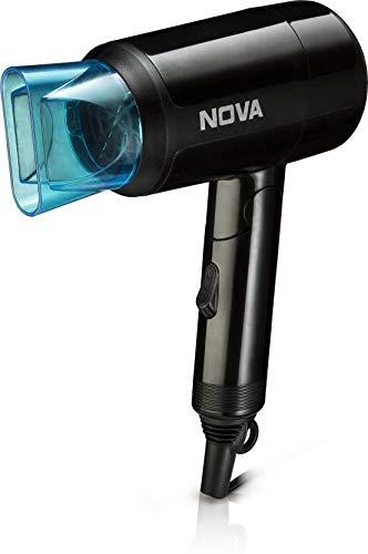 Nova NHP 8105 Hair Dryer for Women (Black)