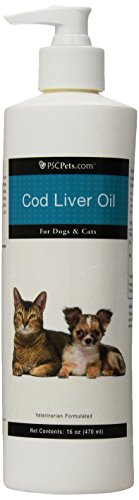 PSCPets Cod Liver Oil