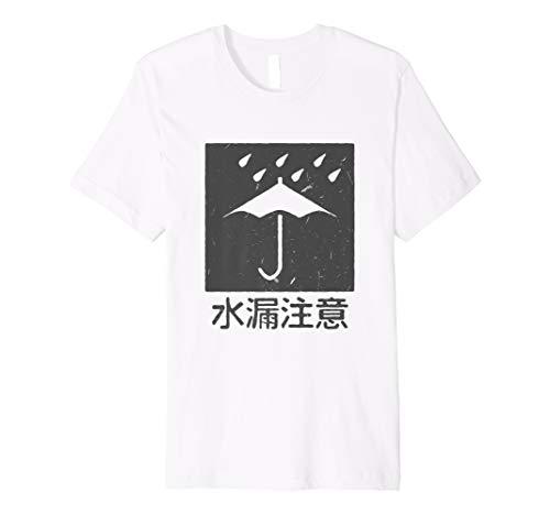 Harajuku Girls Clothing - Harajuku Shirt - Keep Dry Black