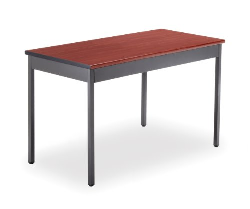OFM Multi-Purpose Utility Table - Work Desk for Office Space Cherry (UT2448)