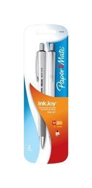 Sanford Papermate Ball Point PEN Blue Pack 2