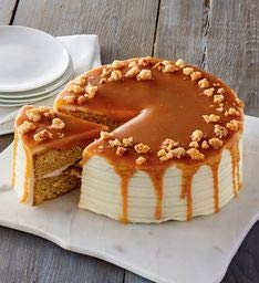 The Royal Touch Macadamia and Salted Caramel Cake by Harry & David ()