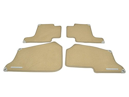 LAND ROVER RANGE ROVER SPORT 2005-2007 PREMIUM CARPET SET GENUINE PART# EAH500015SMS