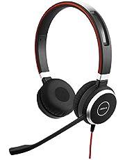 Jabra 6399-829-209 Evolve 40 Stereo UC Professional Unified Communicaton Headset, Black