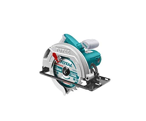 MR LIGHT TOTAL 1500W, 5000RPM with Adjustable Depth and Bevel Cutting Circular Saw (Multicolour) 1