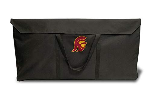 PROLINE NCAA College USC Trojans 2' x 4' Cornhole Carrying Case (Regulation Size)