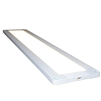 12V Dimmable LED Ultra-Thin Under Cabinet Light Panel - AQUC-UCL (10')