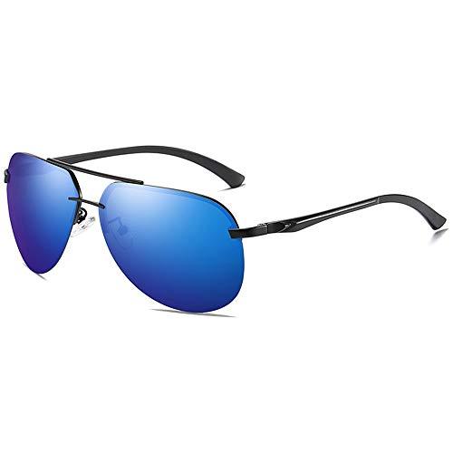 Moda De De Sol De Sol De Gafas Hombres De FKSW Los De Polarizadas Sol Sol La Conducción De Gafas Gafas Hombres De Aleación De Marco Los La Gafas De wqXZf0