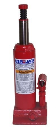 US JACK D-51011 3 Ton High Range Jack Made In USA by US Jack