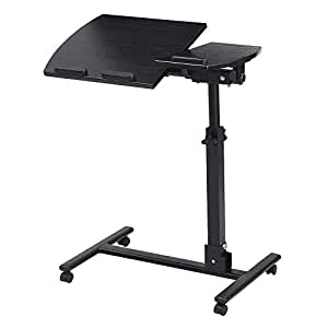 Portable Folding Computer Desk Laptop Notebook Reading Table