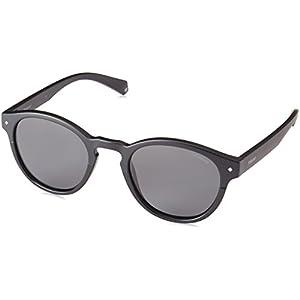 Polaroid PLD 6042/S Unisex Round Sunglasses, 49mm
