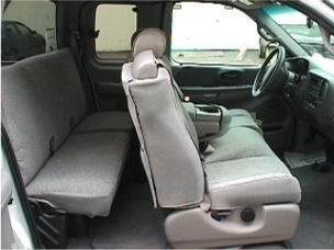 60 40 seat covers 08 ford f150 - 5