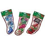 Ethical Products Medium Holiday Cat Stocking Toy