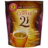 Naturegift Coffee 21 Vitamins Minerals and L-carnitine Instant Coffee Powder 135g (10 Sachets) Pack of 4