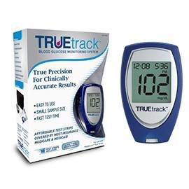 TrueTrack глюкометр Kit