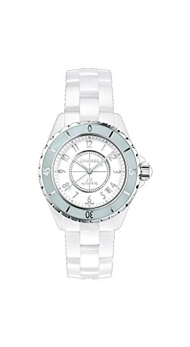 Chanel J12 Automatic White Dial Ladies Watch H4465