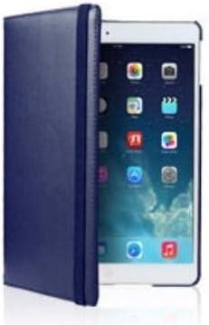 stylet/ /Bleu blueteck TM en cuir PU 360//° degr/és de rotation support iPad /Étui pour Apple iPad 2//3//4//écran Retina