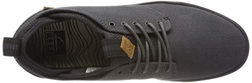 Reef Discovery Herren Charcoal Black Schwarz Sneaker Cbl ww6ArqRT