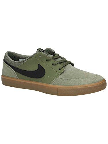 Skate Shoes Solarsoft Shoe Skate Portmore Men Nike II SB T40x8nv