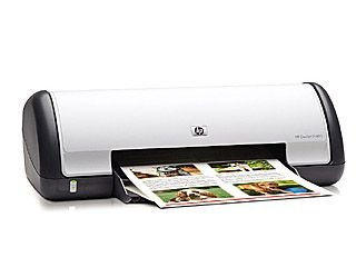 HP Deskjet D1460 Printer - Impresora de tinta (500 páginas ...