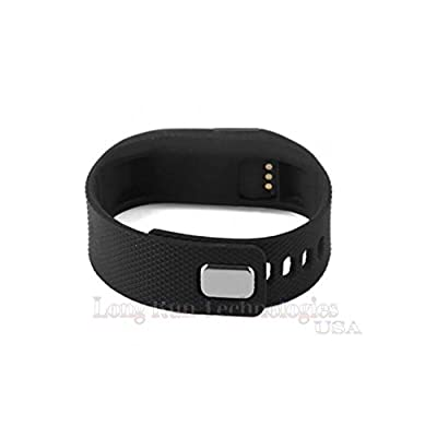 Smart Band: Wireless Bluetooth Fitness Activity Watch Step Tracker Sleep Wristband Pedometer Exercise Walking Tracking Sweatproof Walk Sports Bracelet iPhone All Android Smart Phones 6 6 Plus 5S 5C 5