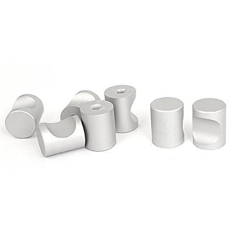 Amazon.com : eDealMax 21mmx16mm cilíndricos Puertas ...