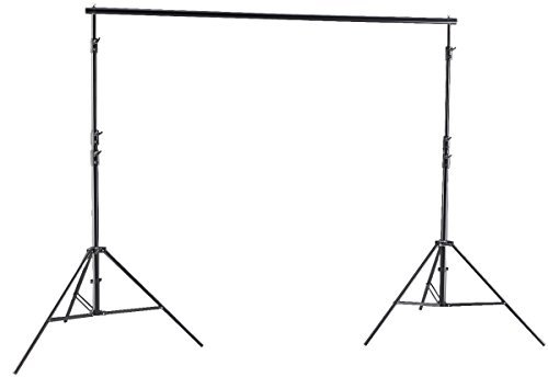 12' Heavy Duty Backdrop Stand Studio Background Support System by Studio Assets